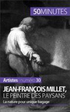 Jean-François Millet, le peintre des paysans (ebook)