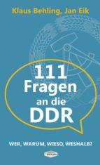 111 Fragen an die DDR (ebook)