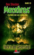 DAN SHOCKER'S MACABROS 33