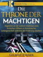 Die Throne der Mächtigen (ebook)