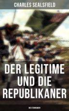 Der Legitime und die Republikaner (Westernroman) (ebook)
