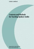 Contents and Methods  for Teaching Spoken Arabic (eBook)