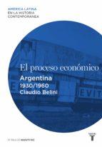 El proceso económico. Argentina (1930-1960) (ebook)