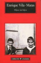 Hijos sin hijos (ebook)