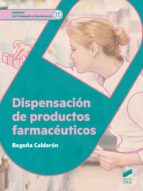 Dispensación de productos farmacéuticos (ebook)