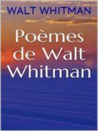 Poèmes de Walt Whitman (ebook)