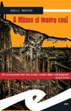A Milano si muore così (ebook)