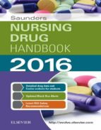 Saunders Nursing Drug Handbook 2016 - E-Book (ebook)