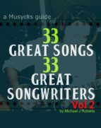 33 Great Songs 33 Great Songwriters Vol 2 (ebook)