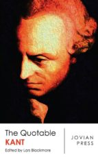 The Quotable Kant (ebook)