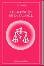 LES AFFINITÉS DE LA BALANCE