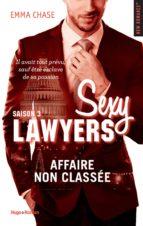 Sexy Lawyers Saison 3 Affaire non classée -Extrait offert- (ebook)