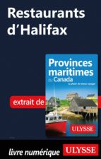 RESTAURANTS D'HALIFAX