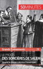 Le procès des sorcières de Salem (ebook)