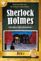 Sherlock Holmes Jubiläumsbox 1 - Kriminalroman (ebook)