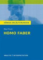 Homo faber. Königs Erläuterungen. (ebook)