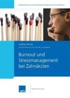 Burn-out und Stressmanagement bei Zahnärzten (ebook)