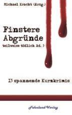 Finstere Abgründe (ebook)