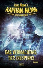 Jules Vernes Kapitän Nemo - Neue Abenteuer 02: Das Vermächtnis der Eissphinx (ebook)