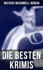 Die besten Krimis von Mathias McDonnell Bodkin (ebook)