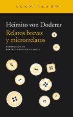 Relatos breves y microrrelatos (ebook)
