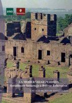 La modernidad perdida. Estudios en homenaje a Bolívar Echeverría (ebook)