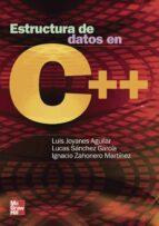 EBOOK-ESTRUCTURAS DE DATOS EN C++ (ebook)