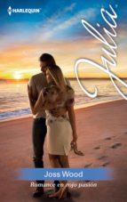 Romance en rojo pasión (ebook)