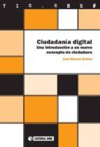 Ciudadanía digital (ebook)