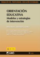 Orientación Educativa. Modelos y estrategias de intervención (ebook)