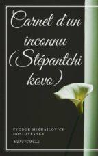 Carnet d'un inconnu (Stépantchikovo) (ebook)