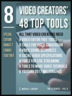 Video Creators 48 Top Tools (eBook)