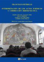 Interpretación de los actos jurídicos y corrección (ebook)