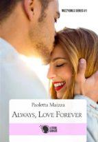 Always, love forever (ebook)