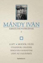 Elbeszélések, kisregények II. (ebook)