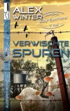 Verwischte Spuren - Detective Daryl Simmons 7. Fall (ebook)