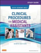 Study Guide for Clinical Procedures for Medical Assistants - E-Book (ebook)