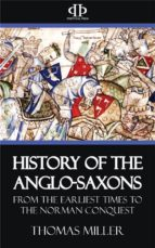 History of the Anglo-Saxons (ebook)