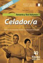 Celador/a. Servicio de Salud de Castilla-La Mancha (SESCAM). Temario y Test. Volumen 1 (ebook)
