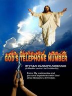 GOD'S TELEPHONE NUMBER