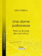 Une dame patronesse (ebook)