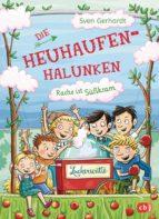 DIE HEUHAUFEN-HALUNKEN - RACHE IST SÜßKRAM