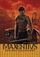 Maxentius, Band 1 - Der Nika- Aufstand (ebook)