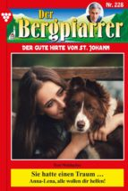 Der Bergpfarrer 228 – Heimatroman (ebook)