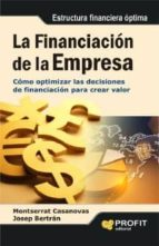 La financiación de la empresa (ebook)