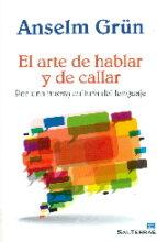 EL ARTE DE HABLAR Y DE CALLAR