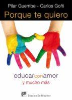 Porque te quiero (ebook)