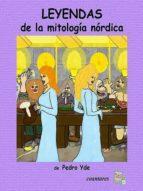 LEYENDAS DE LA MITOLOGÍA NÓRDICA