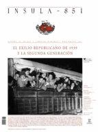 El exilio republicano de 1939 y la segunda generación (ebook)