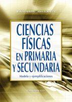 Ciencias fisicas en Primaria y Secundaria